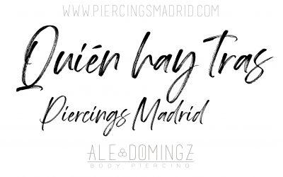 ENTREVISTA PIERCER PROFESIONAL EN MADRID